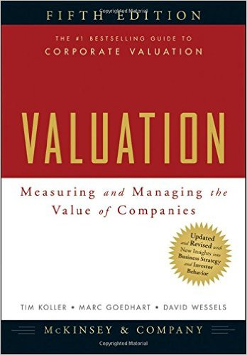 Valuation-McKinsey-Book-Cover