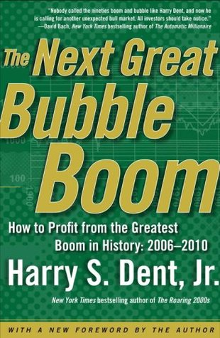 The Next Great Bubble Boom Cover