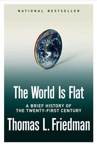 The World Is Flat Cover
