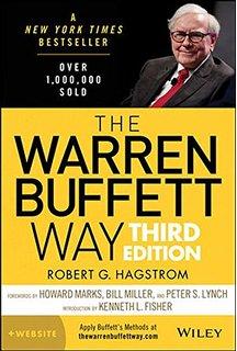 Warren Buffet Way Book Cover